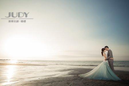 【judy婚紗】彥彬❤️榮亭 | JUDY文創.婚禮 | 婚紗照 | 大同大學 | 漁人碼頭 | 韓風婚紗 |