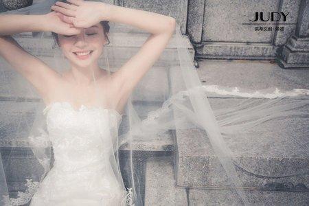 【judy婚紗推薦】2017❤️JUDY最美新娘| JUDY文創.婚禮 | 淡水莊園 | 大同大學 | JUDY造型團隊