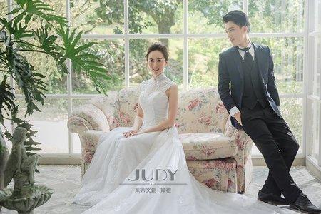 【judy婚紗禮服分享】❤️7月份最新客照| JUDY文創.婚禮 | 婚紗照 | 水尾漁港  | 婚紗基地 | 台北婚紗景點
