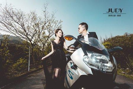 【judy婚紗禮服分享】❤️7月份最新客照| JUDY文創.婚禮 | 婚紗照 | 水尾漁港  | 婚紗基地 | 水尾漁港 | 台北101 |  台北婚紗景點