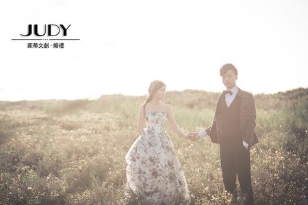 【judy婚紗推薦】❤️六月份最新客照| JUDY文創.婚禮 | 婚紗照 | 陽明山花卉  | S公路 | 台北婚紗景點