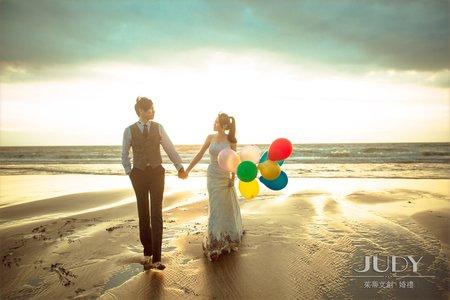 【judy婚紗推薦】  【judy婚紗】  【judy婚紗禮服推薦】  【judy婚紗禮服分享】哲宇❤️淑惠 | JUDY文創.婚禮 | 婚紗照 | 婚紗基地 | 海灘婚紗 |