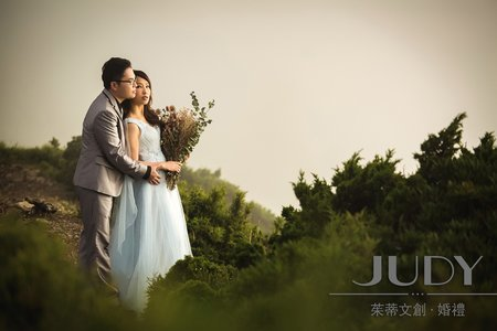 【judy婚紗推薦】  【judy婚紗】  【judy婚紗禮服推薦】  【judy婚紗禮服分享】奕辰❤️淑瑩 | JUDY文創.婚禮 | 外拍景點 | 合歡山 | 高山 |