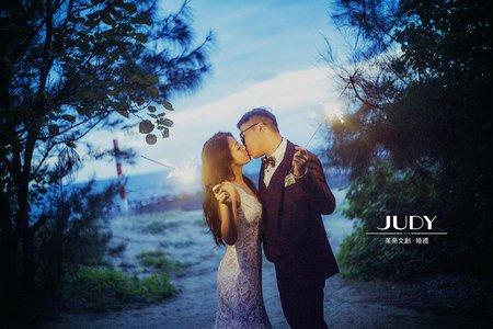 瀚元❤️登瑀  | JUDY文創.婚禮 | 婚紗照 | 台北外拍景點 | 淡水沙崙 | 陽明山