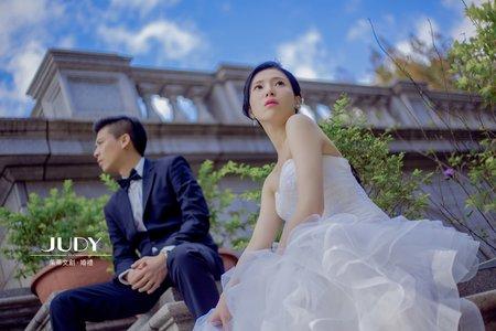 ❤️精選客照 | JUDY文創.婚禮 | 婚紗照 | 台北外拍景點 | 大同大學 | 集食行樂