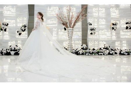 伊織婚禮 冠緯 &梓瑄 結婚相片