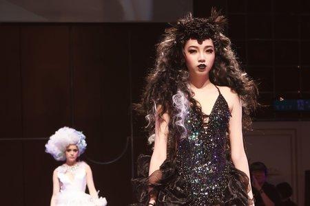 """伊織婚禮  榮獲 國際知名品牌邀請 mod""""shair  50週年 拍攝"""