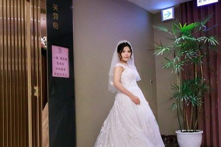 俊達&乃彣  結婚精宴會相片