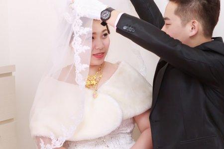 伊織婚禮 柏翰&柚宇 結婚迎娶相片紀錄2020 0118