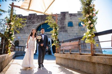和平島 城堡 証婚儀示全紀錄 20200316