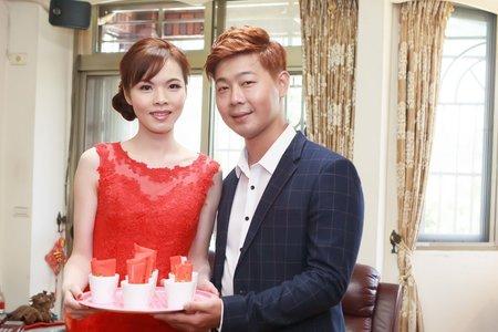 泳志依儒訂婚儀式