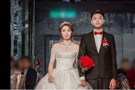 韓風浪漫新娘造型