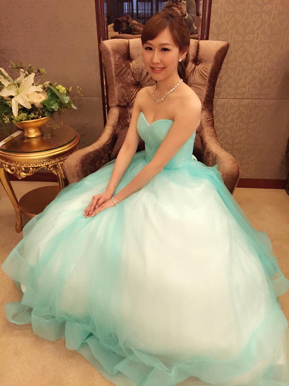 IMG_0439 - Jojo chen Makeup新娘秘書《結婚吧》