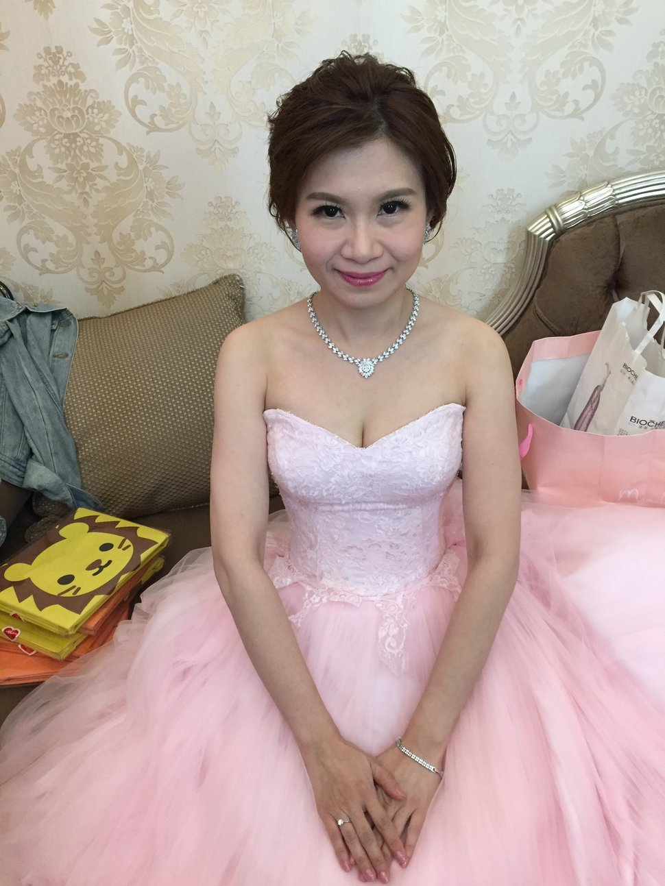 IMG_0363 - Jojo chen Makeup新娘秘書《結婚吧》