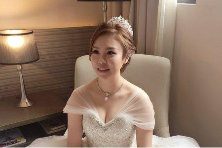 jojo Chen Makeup 2017/6/18~萱萱婚宴