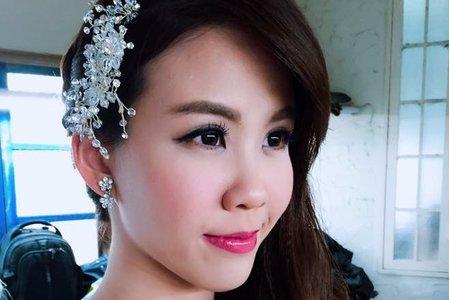 jojo chen Make up