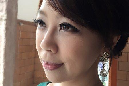 清新韓式婚拍jojo chen Make up