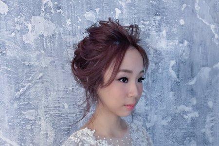 空氣線條感造型~jojo chen Makeup
