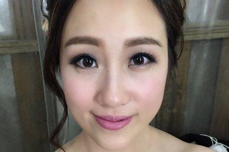 kai婚紗造型~jojo Chen Makeup