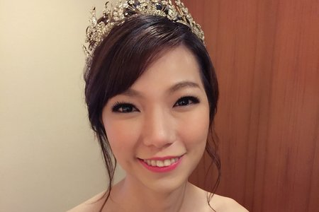 2017.10.21新秘~jojo chen Makeup