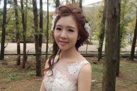 婚紗拍攝作品~jojo chen makeup