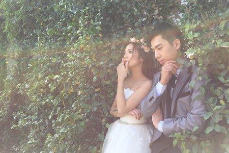婚紗拍攝造型~jojo chen makeup