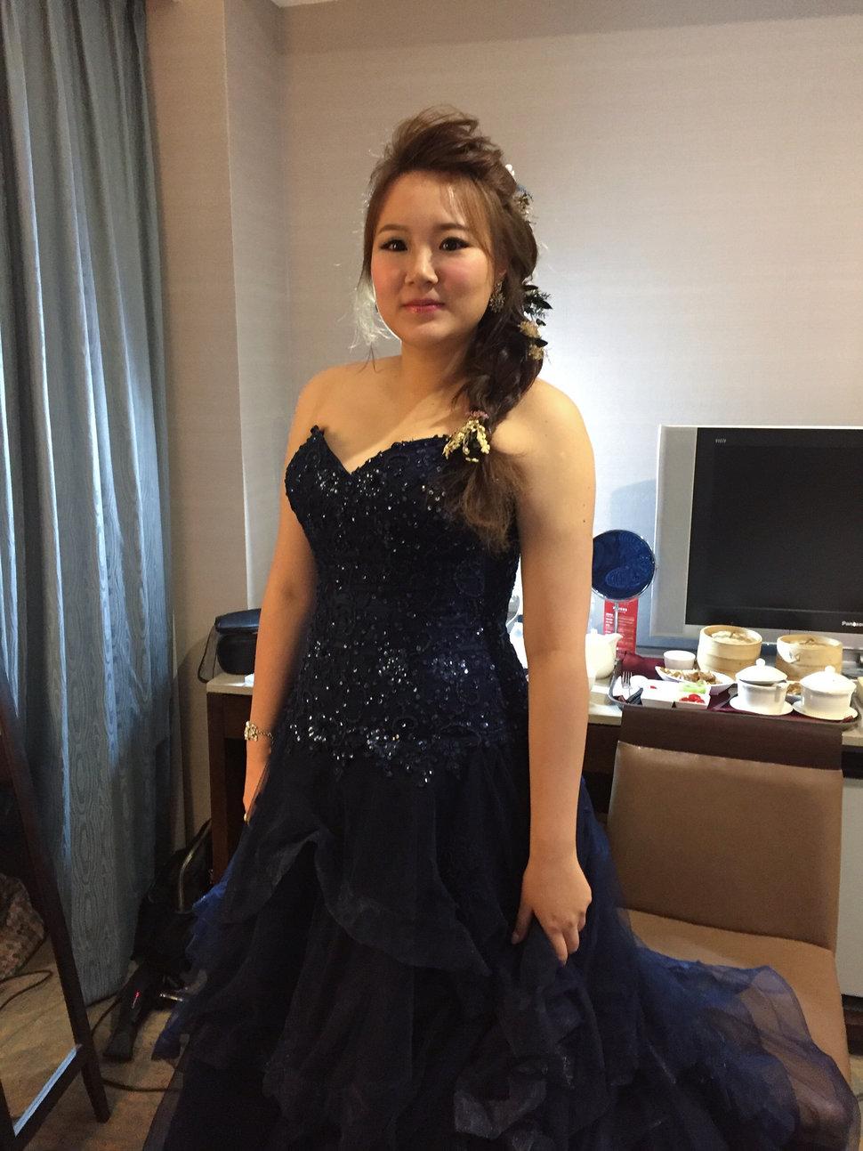 IMG_4550 - Jojo chen Makeup新娘秘書《結婚吧》