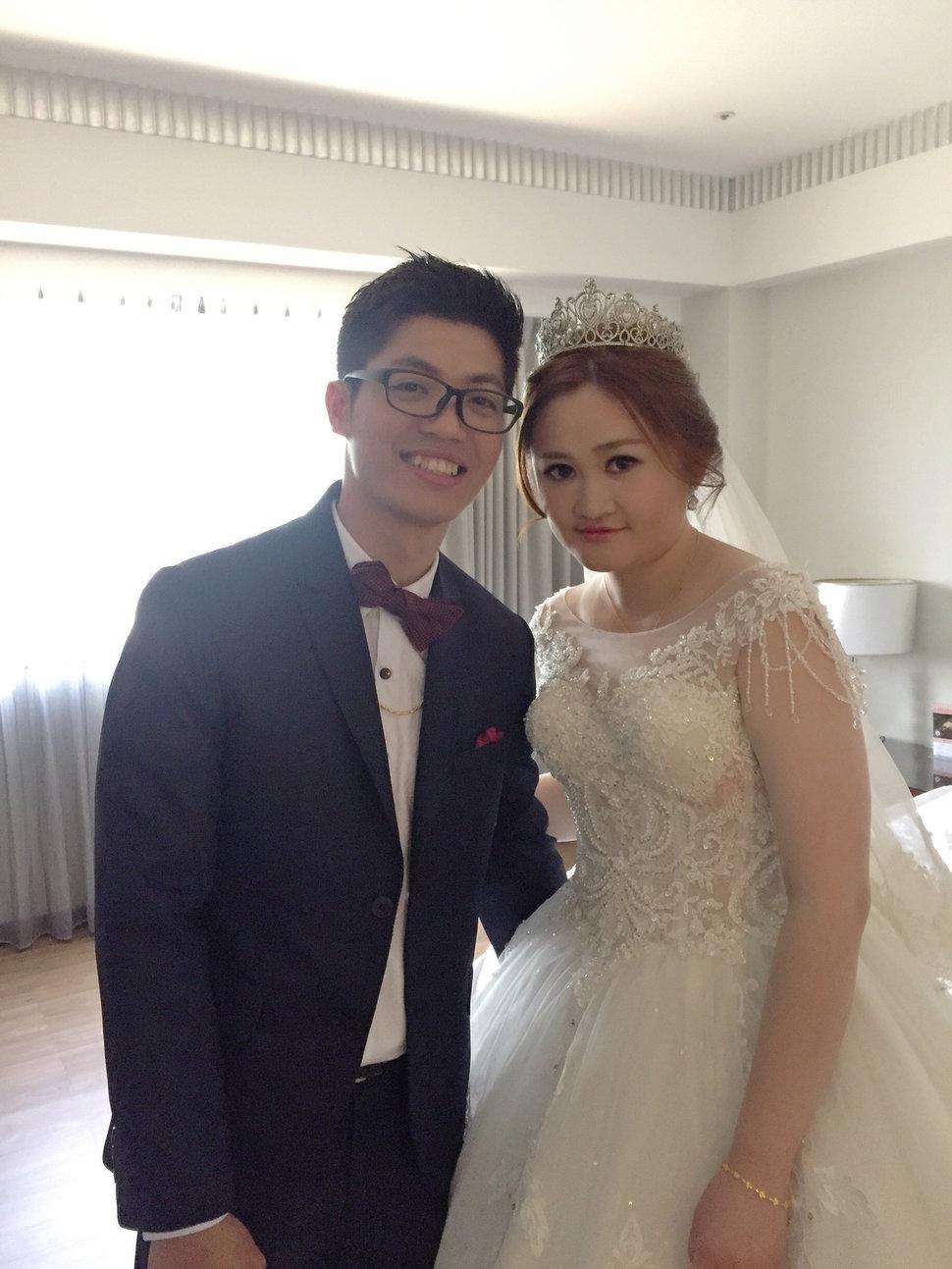 IMG_6258 - Jojo chen Makeup新娘秘書《結婚吧》