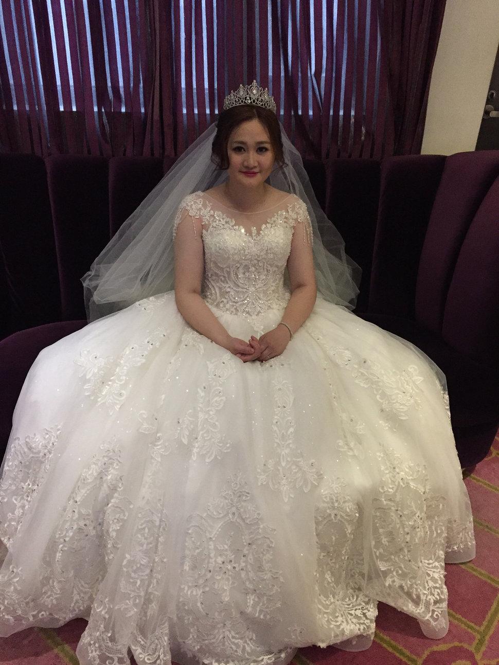 IMG_6261 - Jojo chen Makeup新娘秘書《結婚吧》