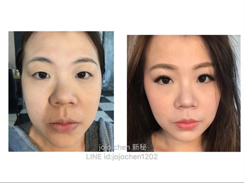 IMG_7368 - Jojo chen Makeup新娘秘書《結婚吧》