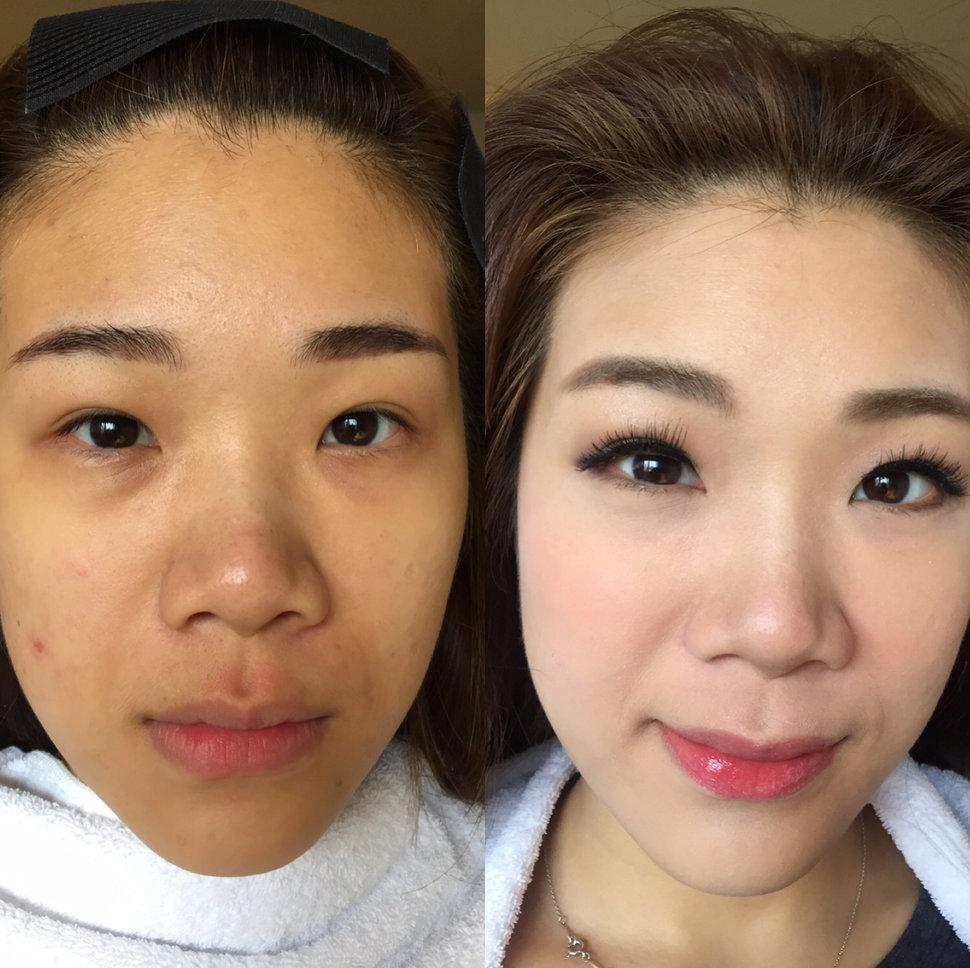 IMG_7465 - Jojo chen Makeup新娘秘書《結婚吧》