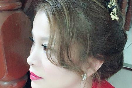 新娘淑如~大溪婚宴~jojo chen Makeup