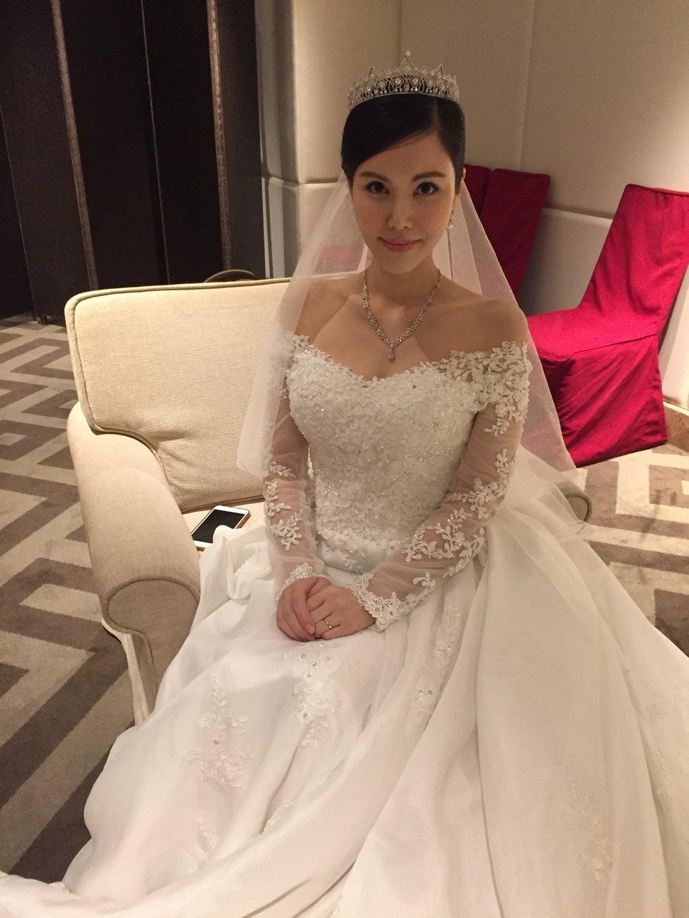 IMG_2377 - Jojo chen Makeup新娘秘書《結婚吧》