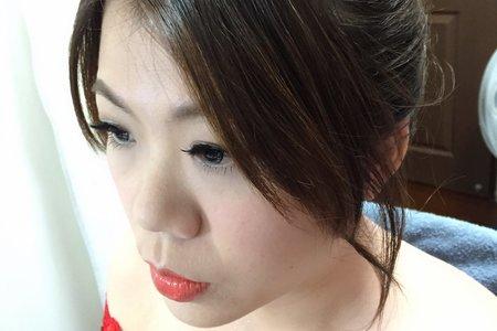 佳玲訂婚造型~jojo chen makeup
