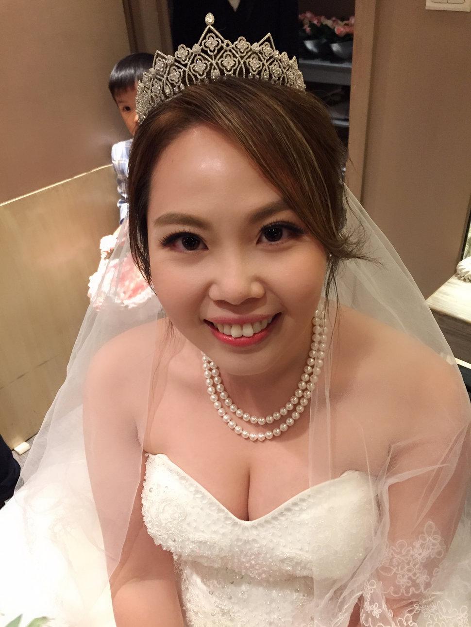 111F7F95-B000-47EF-ACF5-DC18CB8CA87E - Jojo chen Makeup新娘秘書《結婚吧》