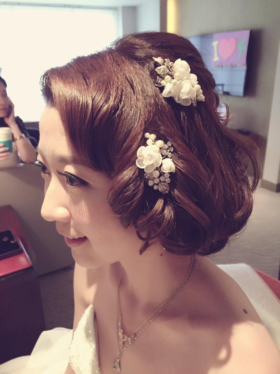 D44A3EEE-E8CE-4434-8146-315A7F801572 - Jojo chen Makeup新娘秘書《結婚吧》