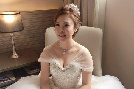 各式盤髮造型設計~jojo Chen makeup