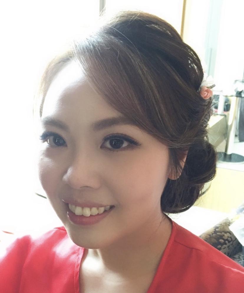 DCB578A5-0F37-4453-9629-6D5E5B5640B5 - Jojo chen Makeup新娘秘書《結婚吧》