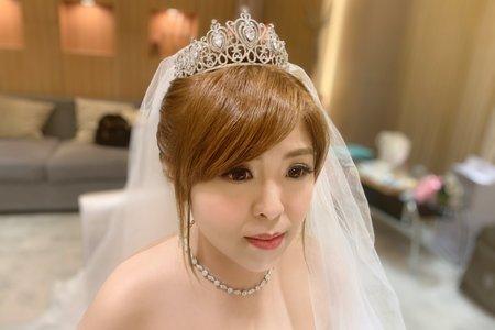 新娘薇如婚宴