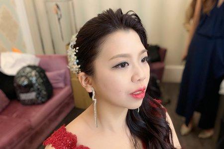 新娘郁婷~jojochen makeup