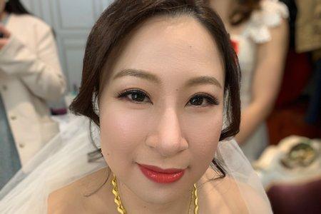 文珊婚宴~jojochen makeup
