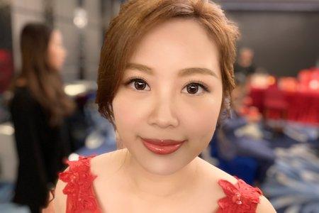 瑋騏婚宴~jojochen Makeup