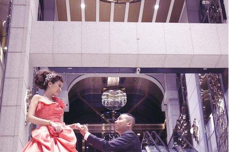 婚禮紀實平面動態拍攝