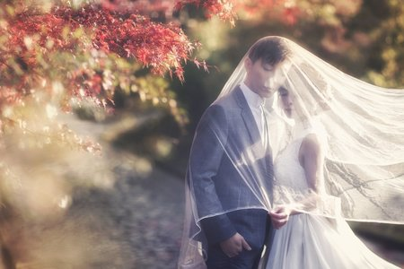 Amanda梅子*日本京都海外婚紗拍攝*