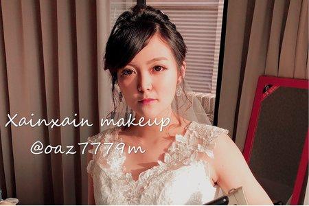 2020/1/18結婚三造型怡安