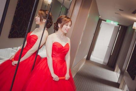 活潑可愛 新娘欣潔