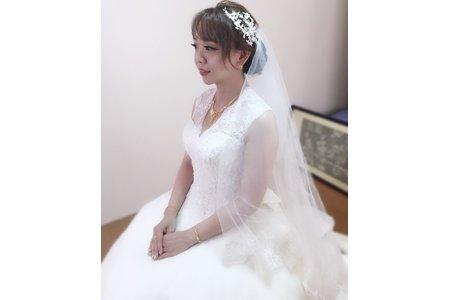 可愛大眼 新娘沅芯