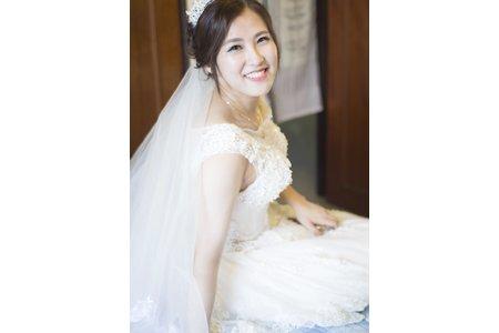 氣質美女 新娘莞文