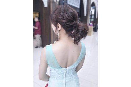 短髪新娘 新娘淑芬