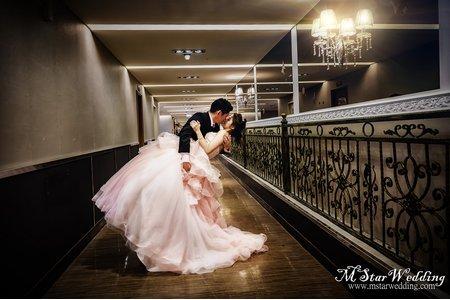 [婚禮紀錄]天鵬&韻如@皇帝領餐廳